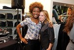 Yolonda Ross and Anna Chlumsky